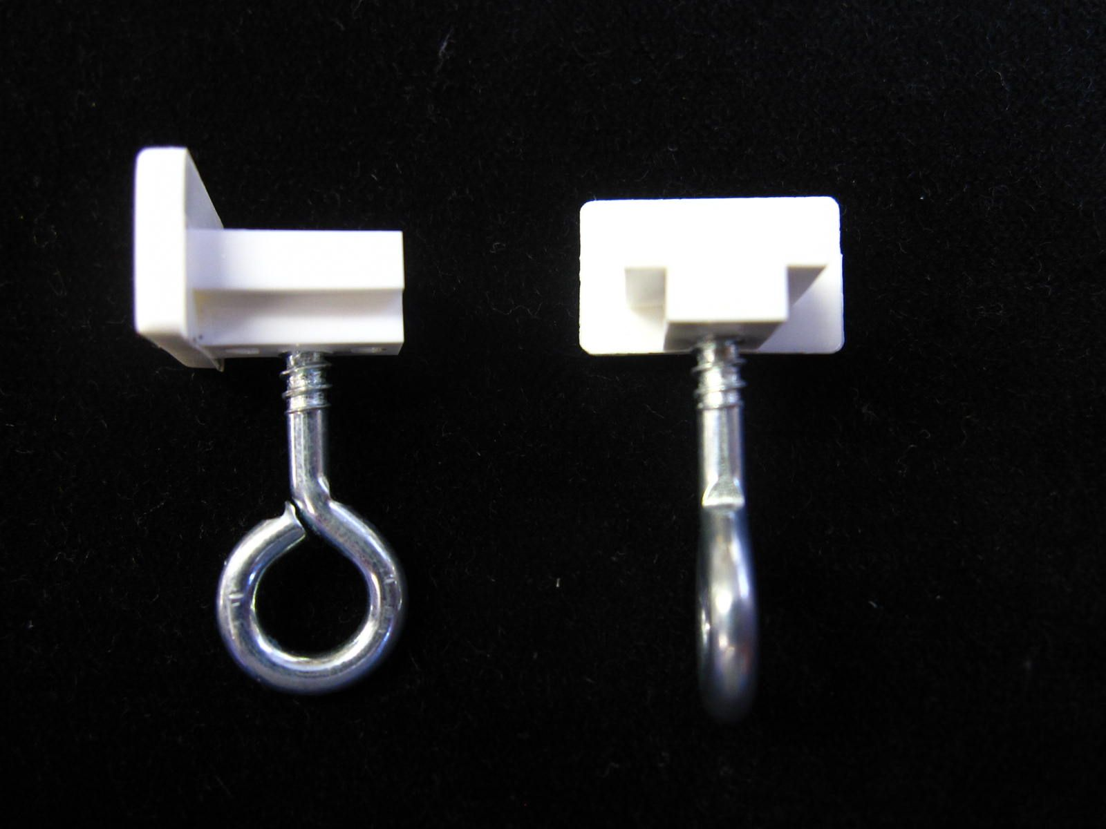 Swish Furniglyde Curtain Track End Stops X2 Caravan